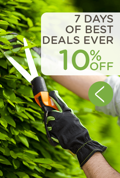 Excellent Gardeners 10% Off for returning customers